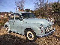 Morris Minor 1000 1960