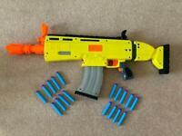 Fortnite AR nerf gun