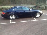 Mercedes CLS 320 cdi 7G-Tronic 4dr