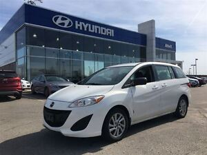 2015 Mazda MAZDA5 GS/ONE OWNER