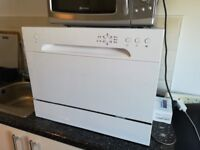Tabletop Dishwasher - in warranty & no plumbing required