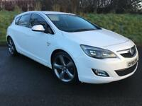 Stunning Late 2011 Vauxhall Astra SRI 2.0 Diesel ***Full leather and XP Kit***
