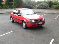 2001 ford fiesta FULL MOT! DRIVES LIKE NEW! IMMACULATE CONDITION!