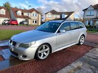 BMW 530d M-Sport 2005 Private Plate Included