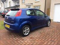 08 FIAT GRANDE PUNTO DYNAMIC SPORT 1.4 WITH LOW MILES