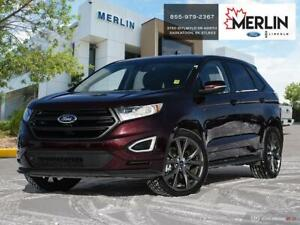 2018 Ford Edge Sport | AWD | Nav | Certified Pre Owned