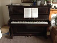 Piano, FREE buyer must collect