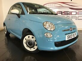FIAT 500 1.2 Colour Therapy 3dr (blue) 2013