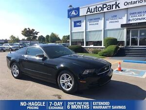2013 Ford Mustang V6| 6 Speed Manual| Navi| Alloys| Keyless entr
