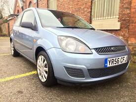 2006 Ford Fiesta 1.2 Style Great Runner Low Miles Only 72k From New