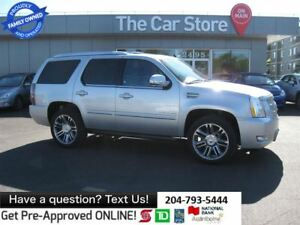 2013 Cadillac Escalade PREMIUM! NAVI, LEATHER, CAM, DVD POWER ST
