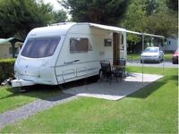 ACE Award Transtar Touring Caravan 2006, excellent condition