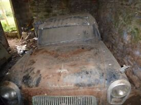 Ford Prefect 100e - parts only