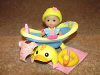 ***FISHER PRICE BABY,BATHTUB AND ACCESSORIES***