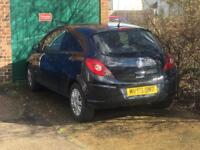 2009 58 VAUXHALL CORSA 1.3 CDTI LOW MILES HPI CLEAR SPARES OR REPAIR PX DIESEL