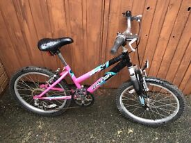 Kids Raleigh bicycle great condition