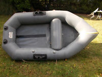 AVON 'REDSTART' INFLATABLE DINGHY
