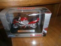YAMAHA Model Motorbike YHZ 1000 r Thunderace