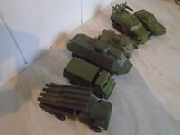 WARSAW PACT MILITARY VEHICLES