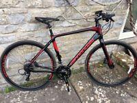 Cannondale Quick Carbon 2 hybrid bike