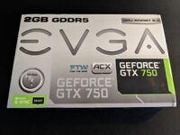 EVGA GTX 750