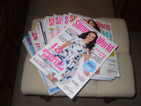 24 SLIMMING WORLD MAGAZINES.