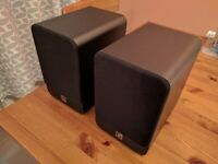 Q Acoustics 2010i Graphite Bookshelf Speakers Pair