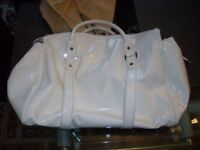 Vicini Designer Bag Made in Italy about 50cm long with protective bag