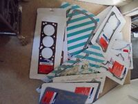 Job Lot Gaskets Assorted Head/Manifold/Valve/ 20+ in Total