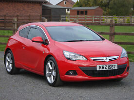 2015 VAUXHALL ASTRA GTC 2.0 16V CDTI SRI NAV (163) **STUNNING CAR THROUGHOUT**