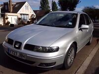 2001 Seat Leon 1.8, 20v, Turbo Cupra