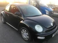 Volkswagen Beetle 1.6 2001 breaking for parts all parts available
