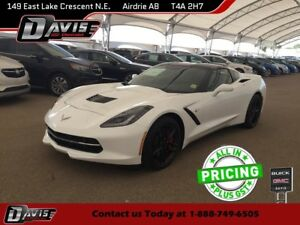 2017 Chevrolet Corvette Stingray Z51 0% FINANCING, BOSE AUDIO...