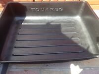 Vw touareg boot tray