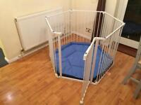 Lindam Safe & Secure Playpen