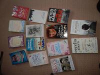 Job lot Books x 14 easy reading