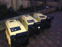 KARCHER HDS 550 HOT COLD PRESSURE WASHER STEAM CLEANER CAR JET TRUCK WASH 240V
