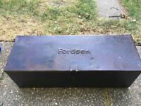 Fordson Tool Box