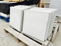 Smooth plain Paving slabs 450x450x35mm