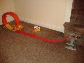 Playskool Speedstars Race Track