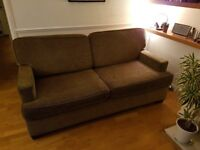 High Quality Sofabed - 3 seater sofa / Queen size bed - Excellent condition, very comfortable
