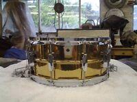 Ludwig Bronze Supraphonic Snare Drum