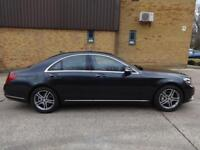 Mercedes-Benz S Class S350 Bluetec SE Line Executive (black) 2014