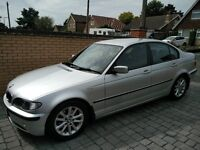 BMW 3 Series 2.0 320d ES 4dr - GREAT CONDITION WITH VERY LOW MILEAGE!!!