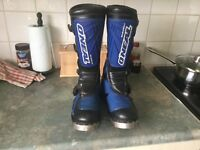 Bargain. Excellent pair of Oneals Motorcycle/Motocross Boots