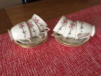 Minton melbury coffee cups and saucers