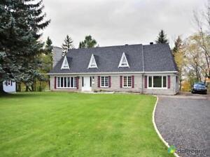 269 000$ - Maison à un étage et demi à vendre à Ste-Croix