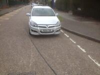 Vauxhall Astra 19 cdti van