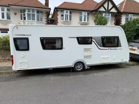 Elddis Affinity 554 Caravan