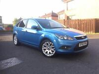 58 Ford Focus 1.8 Zetec Full Service History